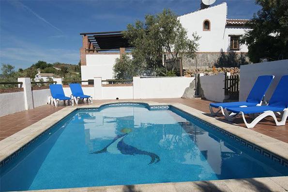 Frigiliana holiday home